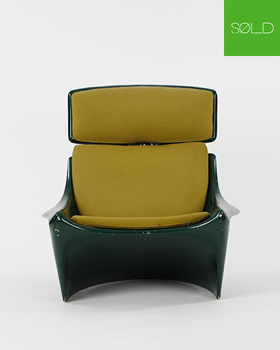 ØND | Armchair Poltrona Design Scandinavo | MODEL 265 ARMCHAIR A0111